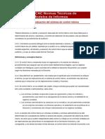 Resolución ICAC Normas Técnicas de Auditoría y Modelos de Informes