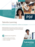 Talentia learning