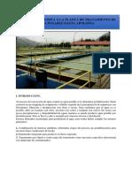 Practica5 de Ecologia Planta de Tratamiento
