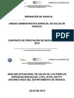 Analisis Situacional de Los Pueblos Indigenas en Salud 2019