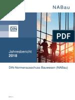 Nabau Jahresbericht 2018 Data