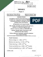 IFS Physics 2011