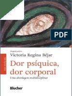Dor Psíquica, Dor Corporal Uma Abordagem Multidisciplinar