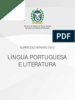 Lingua Portuguesa e Literatura_livro Feito