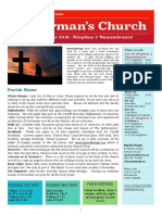 st germans newsletter - 10 nov 2019 - kingdom 2 remembrance