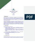 Template Para Pré-projeto Tcc i