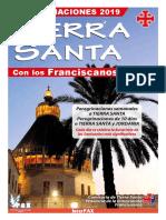 Tierra Santa 2019
