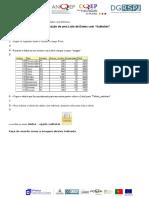 Ficha de Trabalho P - Tabelas Dinamicas