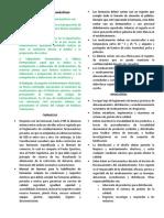 Resumen I Parcial Legislación