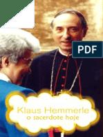 Klaus Hemmerle - O sacerdote hoje