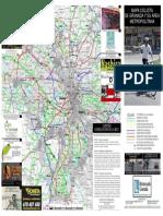 mapa ciclista area metropolitana
