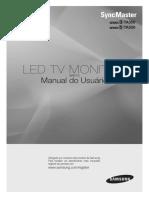 LED TV MONITOR