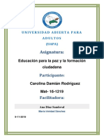 Tarea 1 de Educacion Carolina Damián Rodríguez