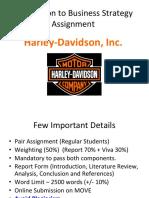Harley Davidson power point