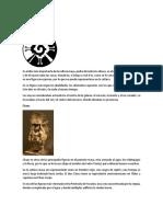 Los 30 Dioses Mayas