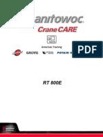 Rt 800e Course Manual