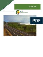 Matriz Indicadores Seguridad Vial