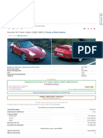 Porsche 911 Turbo Cabrio (2003-2005) _ Precio y Ficha Técnica - Km77.Com