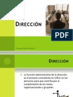 Ppt Dirección 0