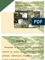 PPT apresentar no Pedagógico Escola agrupamento - Tarefa 1 - Maria José Bernardes