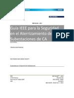 IEEE-80 2013 en español