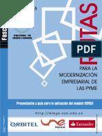 0 UEAN Rutas Para La Modernización Empresarial de Las PyME - Modelo MMGO