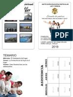 Escuela de Padres 2019