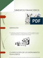 instrumento financiero