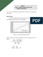 Metode Numerik Regresi