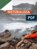 Las Venas de La Naturaleza. Técnicas Básicas de Kayak