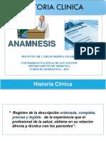 Clase 3. Anamnesis