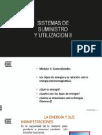 sistemas de siministro
