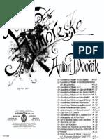 IMSLP58691-PMLP22848-Dvorak Rehfeld Hum Ores Que Violin