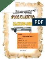 LAB 5 Dilatacion Lineal