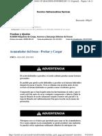 Acumulador Del Freno - Probar y Cargar