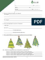 Teste Matemática Dezembro 2017