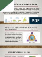 Diapositivas Politica de Atencion Integral en Salud