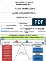 1.2. Aplicación de La TGS en Una Organización Del Sector Real