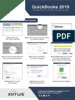 QuickBooks 2019 Datasheet