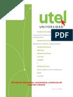 Actividad,Antecedentes, Características y Tendencias Del Desarrollo Industrial