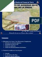 Transito de Vaso en Presas-042016