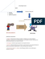 Inmunología patología