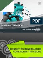 conexiones electricas trifasicas
