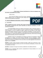Certificado JGL Encargo ACMSA Pellet