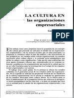 La cultura en las organizaciones empresariales.pdf