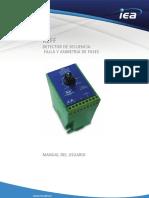 Detector de fase K2FF IEA