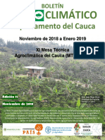 Boletín_agroclimático_Cauca (11) Noviembre 2018