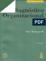 Libro Diagnostico Organizacional Dario