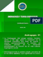 01 - 06 Octubre Andragogía 2019