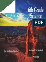 Science  sixt grade